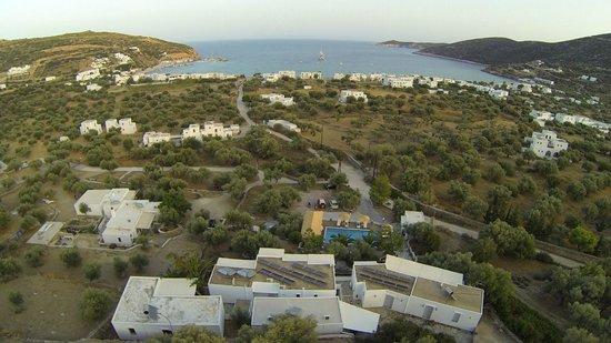 Villa Irini: αποσταση απο θαλασσα