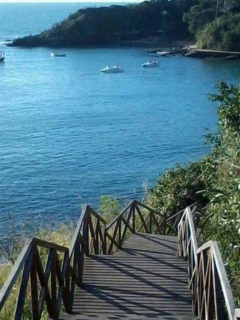 Azedinha Beach: Vista pra Azedinha