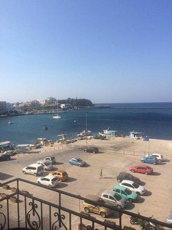 Poseidonio Hotel : Θέα από το δωμάτιο