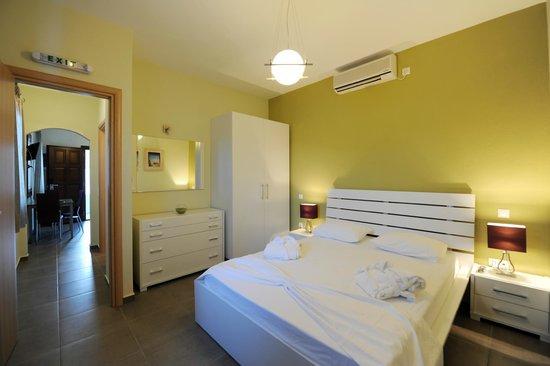 Villa Irini: διαμερισμα χωροσ δωματιου