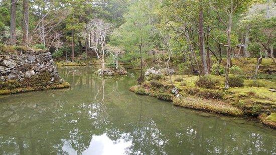 Myohoji Temple (Kokedera Temple) : Koke-Dera