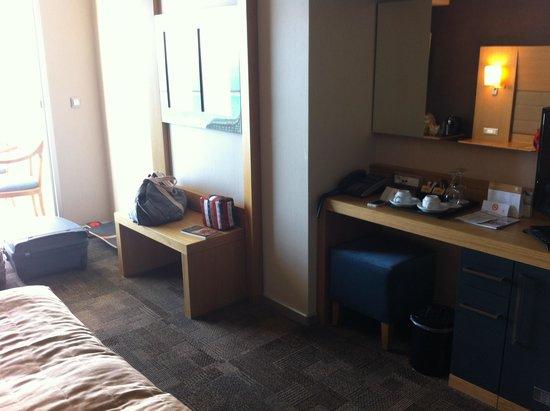 Boyalik Beach Hotel & Spa Cesme: Oda 1511