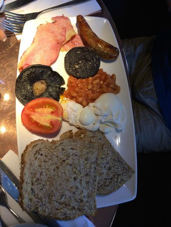 Innkeeper's Lodge Godalming: English Breakfast!