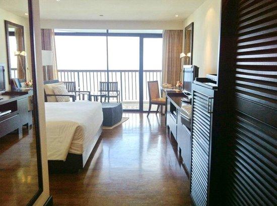 Novotel Hua Hin Cha Am Beach Resort and Spa: ห้องพัก