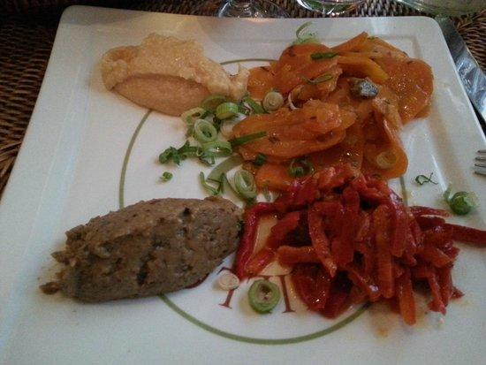 Bouillon des Colonies : Assiette Afrique Orient