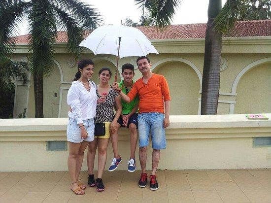 The Zuri White Sands Goa Resort & Casino: #galatime