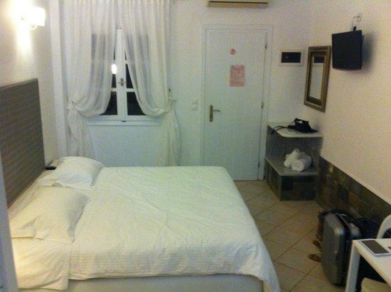 Paliomylos Spa Hotel: The room