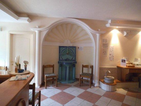 Terme Dolomia : Sala di attesa