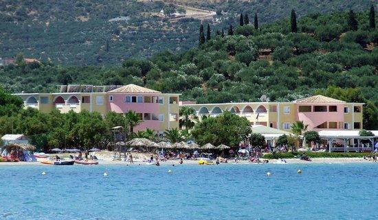 Alykanas Beach Apart-Hotel: hotel view