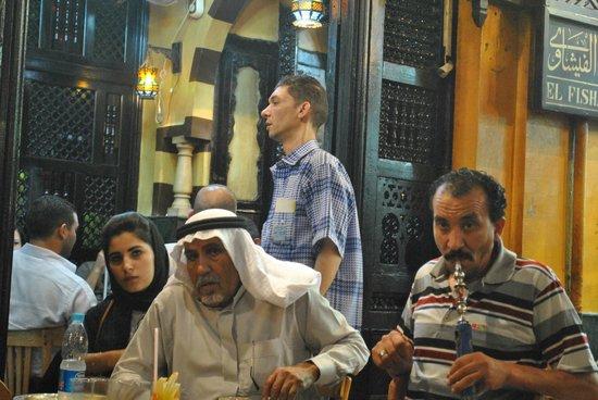 Evening in Khan Al-Khalili