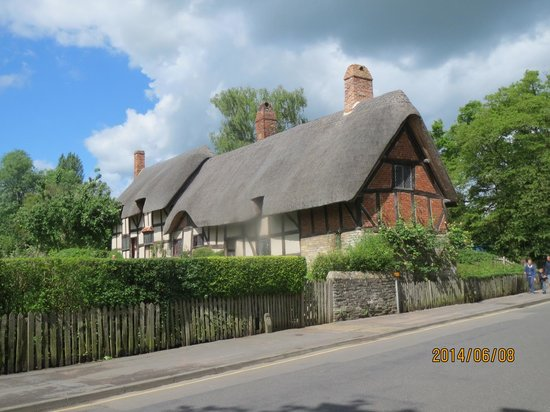 Anne Hathaway's Cottage & Gardens: アンハサウエイの実家