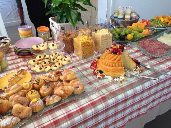 Palazzo Jannuzzi Relais: Breakfast