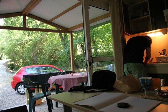 Camping Saint Clair