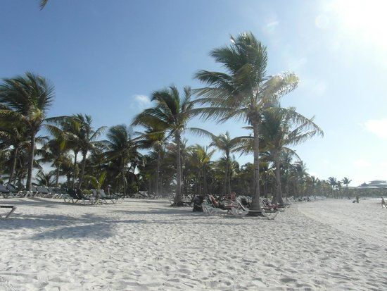 Barcelo Maya Colonial: foto della spiaggia