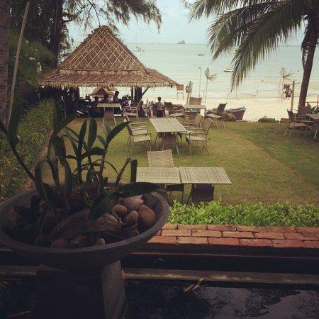 Royal Muang Samui Villas : DINNING