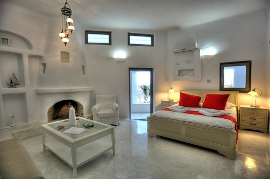 Naoussa Hills Boutique Resort: suite