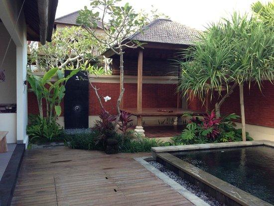 Onje Resort and Villas : Gazebo