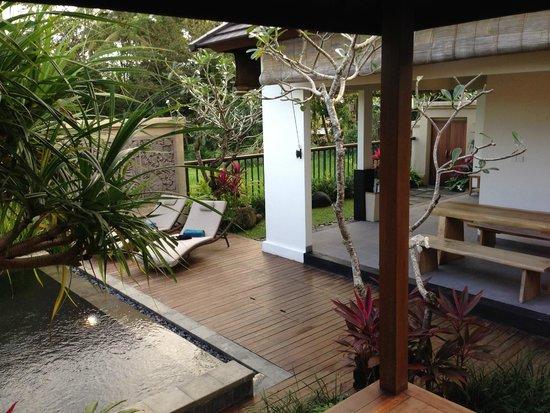 Onje Resort and Villas : View