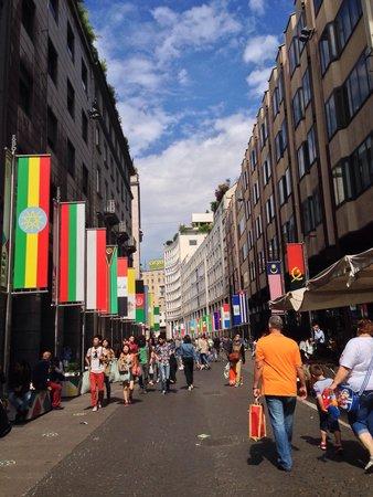 Corso Vittorio Emanuele II : �� shopping