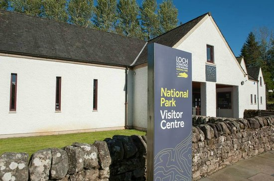 Oak Tree Inn: The nearby National Park Visitor Centre