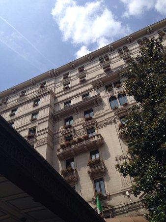 Hotel Principe Di Savoia : Hotel