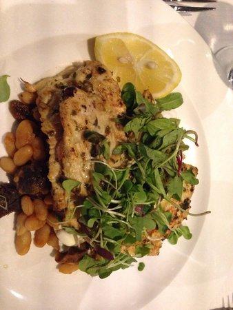 Cnr Cafe Bistro and Deli : Chicken breast special