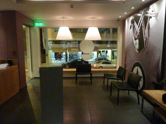 Wagamama Nicosia: Restaurant dining area 2