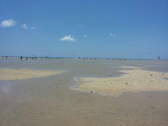 Playa de Sotavento : ..dopo