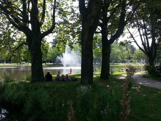 Vondelpark: Bello