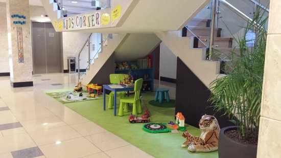 XO Hotels Blue Square : Kids Corner