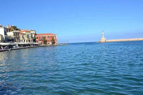 Old Venetian Harbor : Вход в Старую Гавань