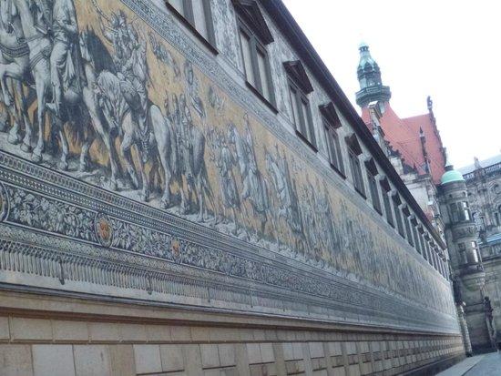 Fürstenzug: Procession of Princes2