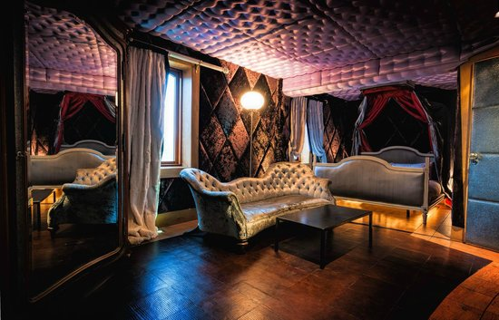 The Crazy Bear Hotel - Stadhampton: Suite Six