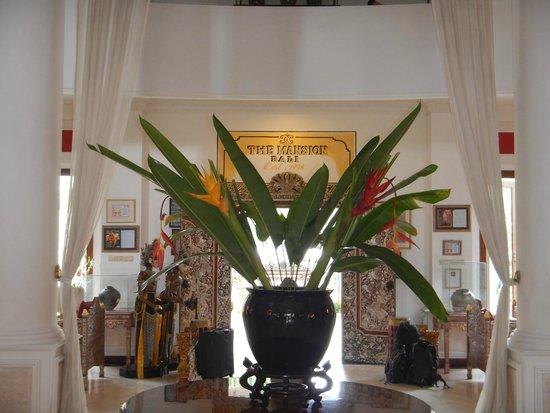 The Mansion Resort Hotel & Spa: Hall