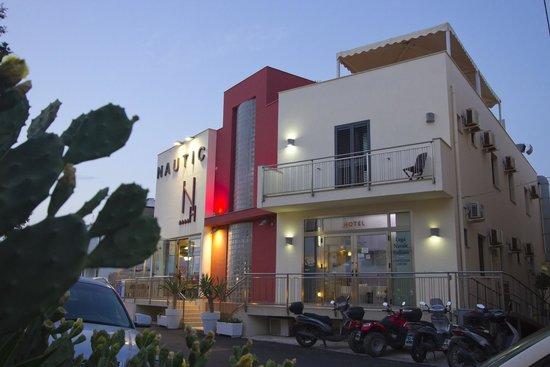 Hotel & Ristorante Nautic : Ingresso Hotel