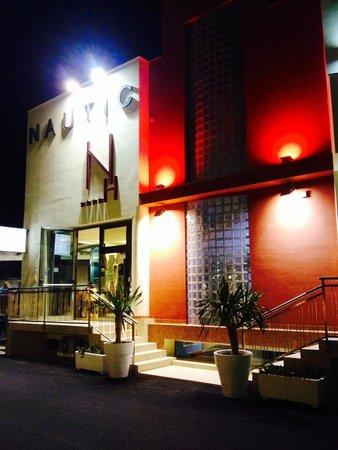 Hotel & Ristorante Nautic: Ingresso