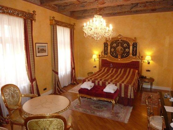 Alchymist Grand Hotel & Spa: Junior Suite