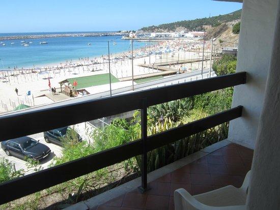 Hotel do Mar : vista desde terraza de habitacion
