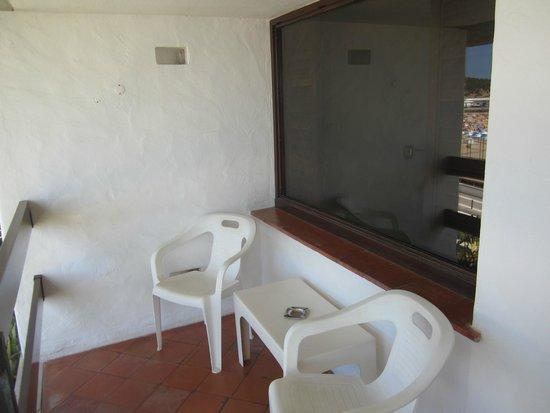 Hotel do Mar : terraza