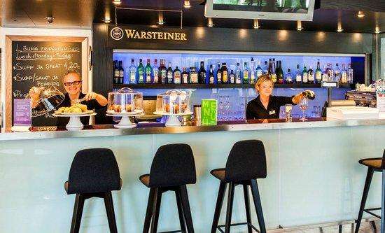Park Inn by Radisson Central Tallinn: Lounge