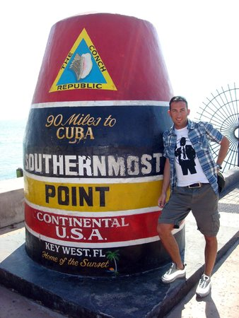 Southernmost Point: KEY WEST