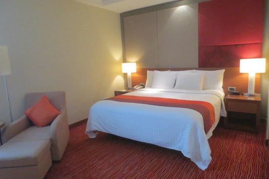 Courtyard by Marriott Bangkok: Room
