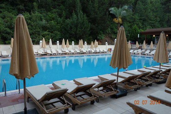 Julian Forest Suites: pool