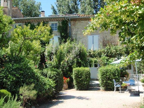 La Nesquiere : the house