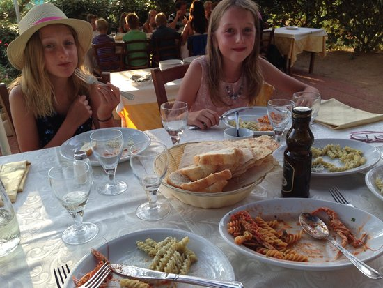 Borgo di Campagna: Dinner