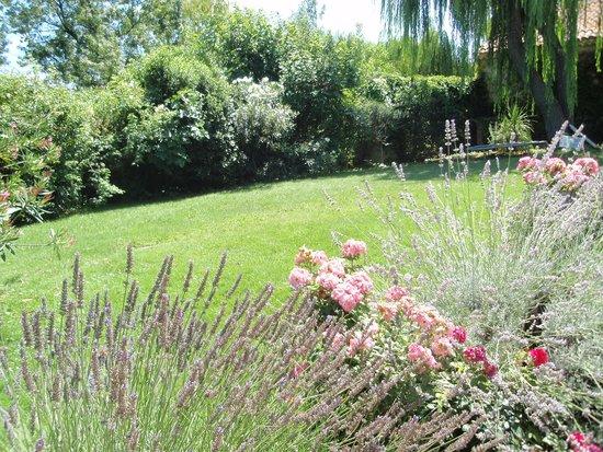La Nesquiere : gardens