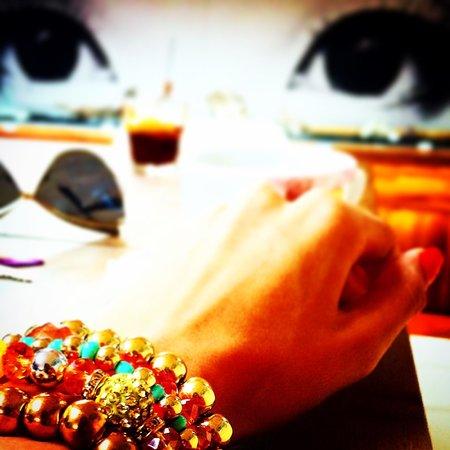 W sushi Senjak and my bracelets :-)