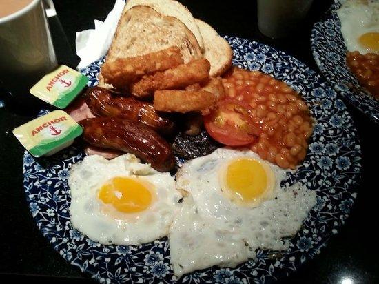 William Morris: Large breakfast