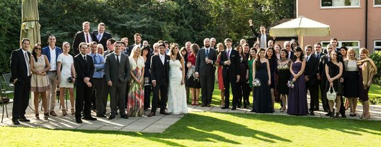 Alderley Edge Hotel : Wonderful wedding venue