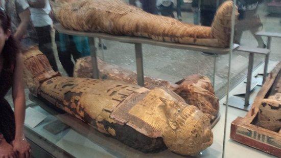 British Museum : Múmias